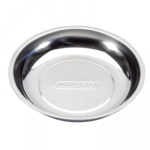 150mm s/s magnetic parts dish