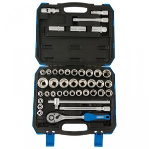 draper 1/2 socket set 41pc