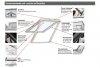 Dachfenster Kombi-Pakete Velux GPU 0068 SD0J4  3-fach Verglasung Uw=1,1, ENERGIE 3-fach Standard-Verglasung Uw= 1,1 Klapp-Schwingfenster GPU 0068 + Eindeckrahmen EDJ 2000 mit Thermische Isolationsset
