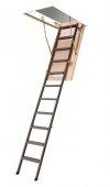 Bodenteppe FAKRO LMS Mehrteilige Bodentreppe mit Metallleiter U=1,1 W/m²K www.house-4u.eu