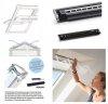 VELUX Balanced Ventilation ZZZ 214K Für Schwingfenster GGU/GGL