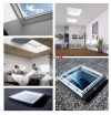 VELUX Flachdachfenter Basis-Element CFP 0073U www.house-4u.de