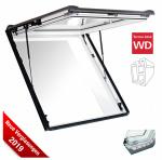Roto Designo R8 Wohnsicherheitsausstieg Dachfenster WSA R88C K WD AL Kunststoff
