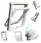 Dachfenster RoofLITE® TRIO PVC APY 3-Fach PVC-Profile Schwingfenster Uw=1,1 Profile in Weiß VKR-Gruppe (VELUX, Altaterra)