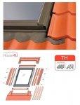Eindeckrahmen Optilight TH Eindeckrahmen für Flach erstreckt bis zu 1,6 cm / dicke Schichtstücke