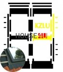 Kombi-Eindeckrahmen Okpol KZLU Universell