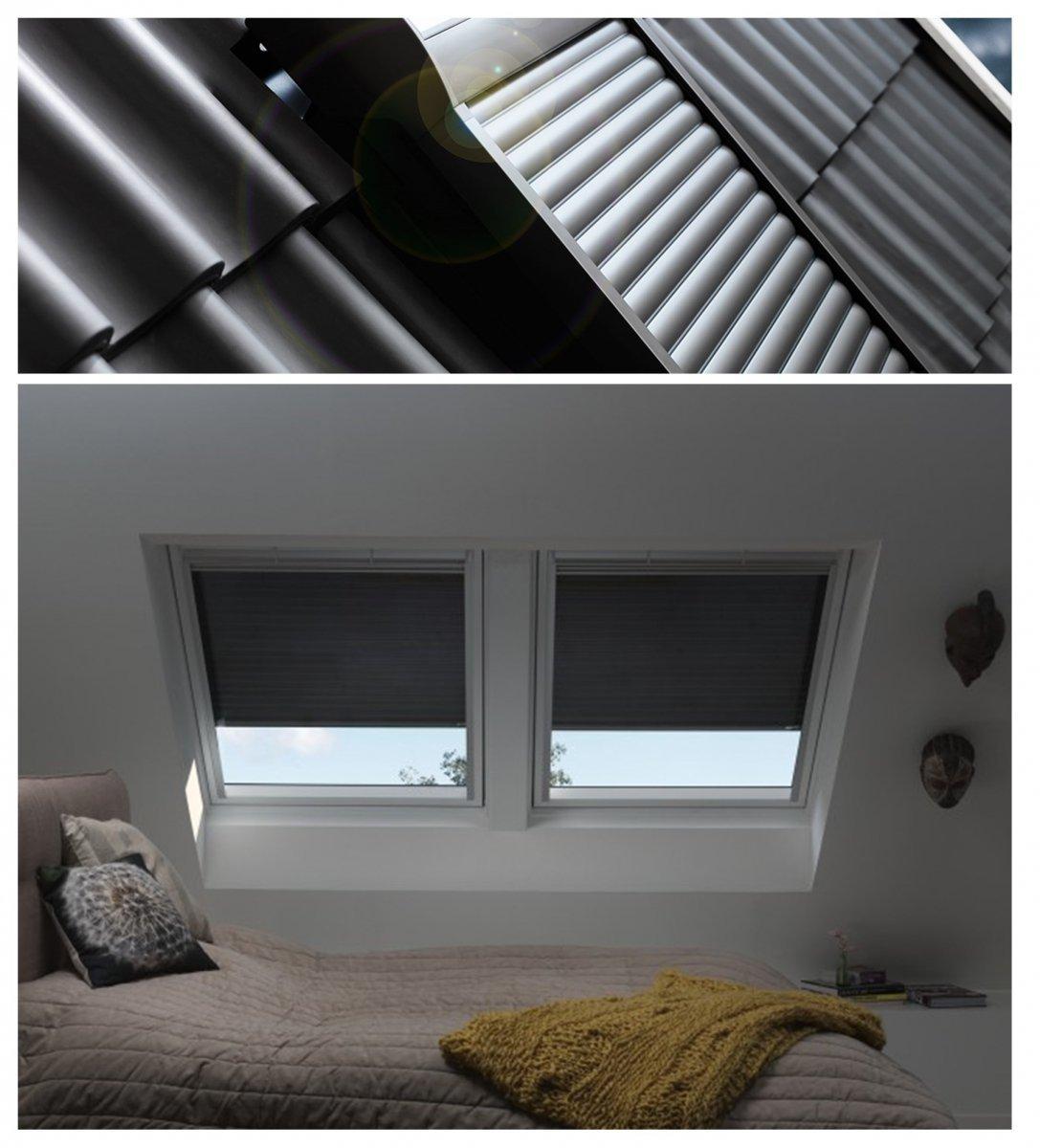 Velux Dachfenster Außenrollladen Ssl 0000s Aluminium Integra Solar