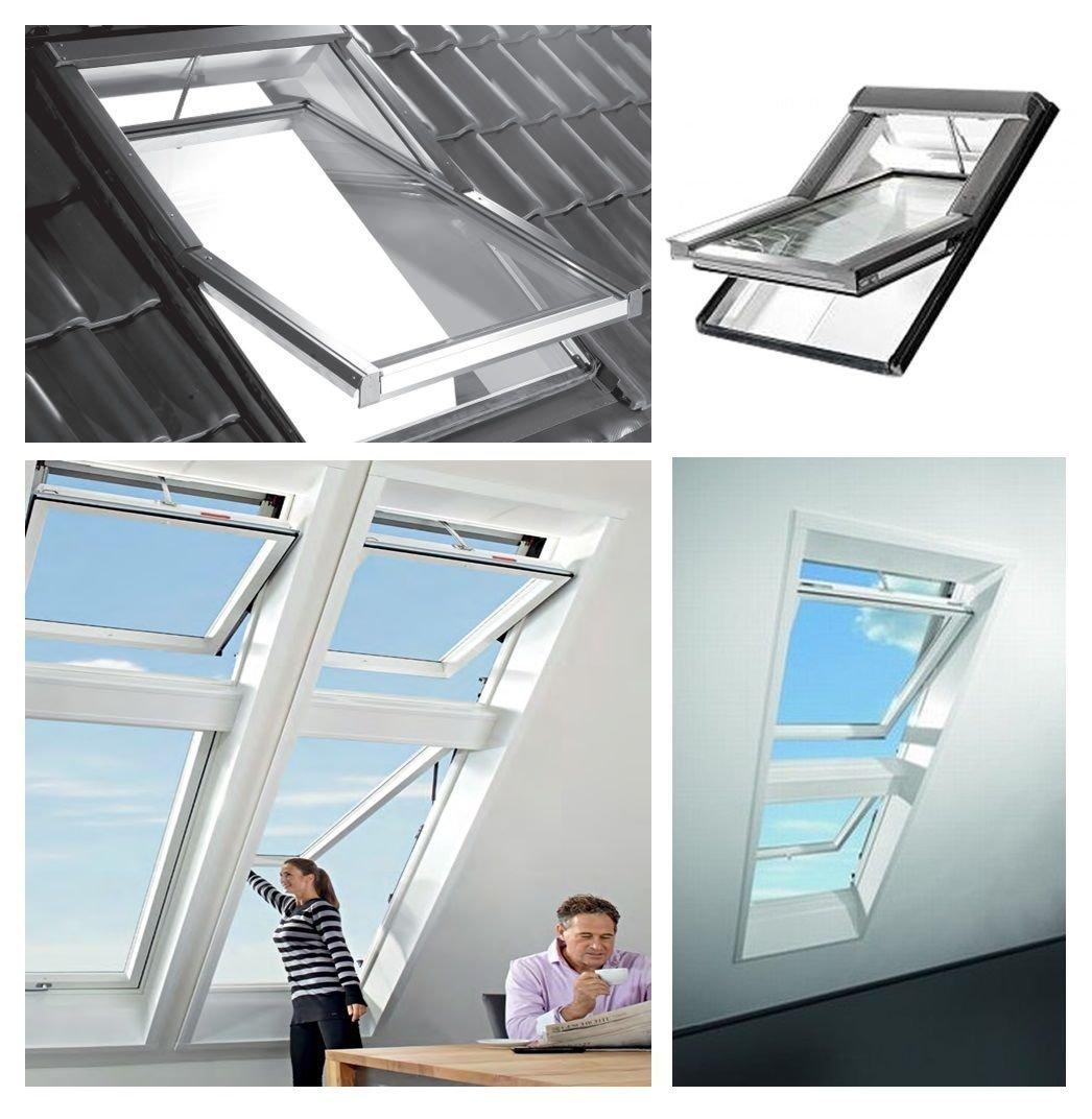 roto dachfenster 114x140 excellent grenraster u merkmale. Black Bedroom Furniture Sets. Home Design Ideas