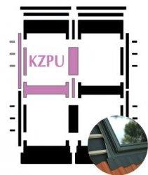 Kombi-Eindeckrahmen Okpol KZPU Universell