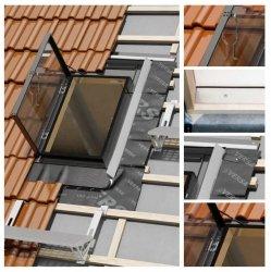 Dachluken OKPOL WVD+ 80x80cm für ungeheizte Räume