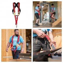 Tragehilfe Roto ZUB THS KARL (1 Teil) Der neue Kollege auf der Baustelle