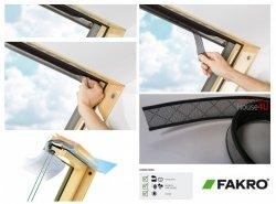 Universal-XVC-Filter CleanAir antiallergischer Filter schutz gegen Smog Für FAKRO Dachfenster V40P, V35