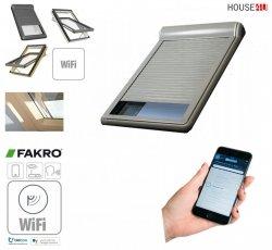 Außenrollladen Fakro ARZ/102 WiFi, Außenrollladen, Rollladen, Außenrollo, Automatische Rollladen, Aluminium