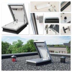 Flachdachausstieg Dolle modularer ausstieg zur Verwendung mit clickFix® Bodentreppe