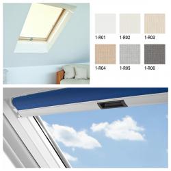 Rollo Roto Standard für Designo Dachfenster R64-R69P/R84-R89P/i85-i89P Preisgruppe 1