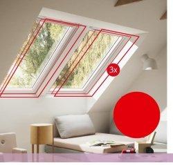 VELUX Dachfenster GLL 1064 3-fach-Verglasung Uw= 1,0 Schwingfenster aus Holz mit Dauerlüftung ThermoTechnology STANDARD PLUS neue Generation 2021