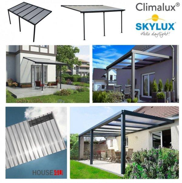Terrassenüberdachung Climalux