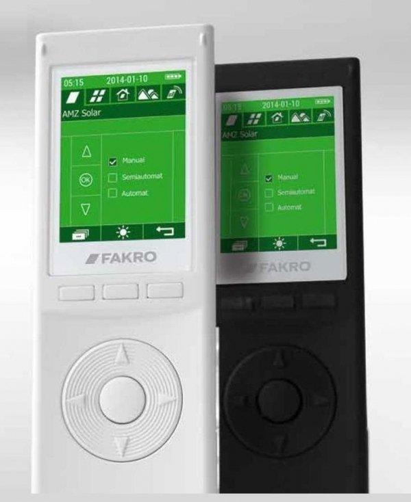 Fakro ZRS24 Elektrische Steuerung Mehrkanal-Fernbedienung Z-Wave www.house-4u.eu