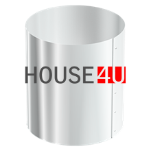 Verlängerungsrohr Velux ZTR 0062 Länge 62 cm www.house-4u.eu