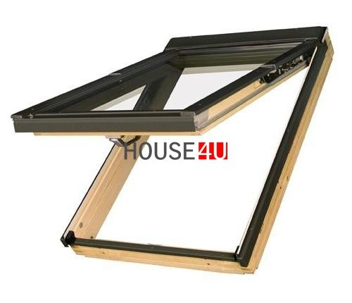 Dachfenster Fakro FPP-V U3 preSelect Klapp-Schwingfenster www.house-4u.eu