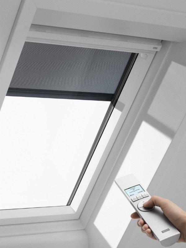 VELUX Hitzeschutz-Markisen MML elektro www.house-4u.eu