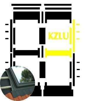 Kombi-Eindeckrahmen Okpol KZLU Universell www.house-4u.eu