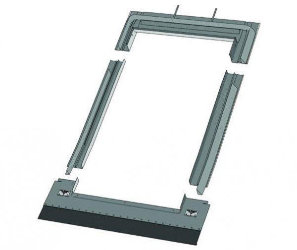 Eindeckrahmen keylite TRF Ziegel(1,5 bis 4,5cm) www.house-4u.eu