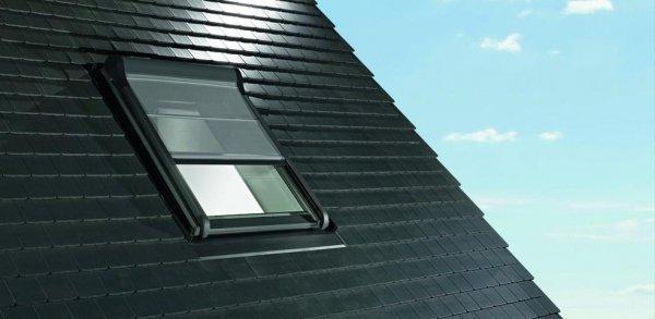 Außenmarkise Roto ZMA S Solar Markise