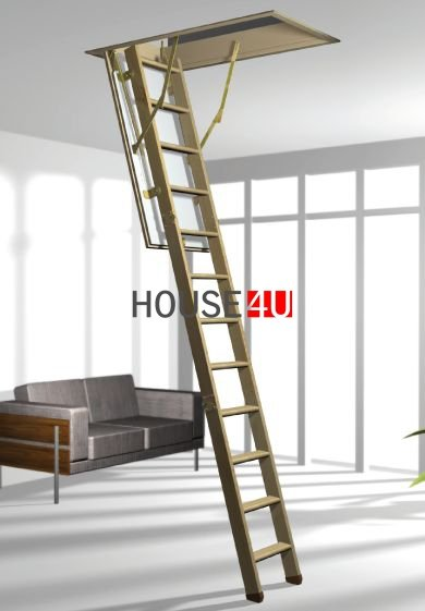 Bodentreppe Roto Esca 11 ISO-RC  Das Basismodell Bodentreppen www.house-4u.eu