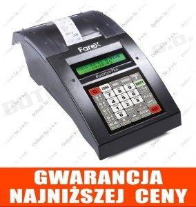 Kasa fiskalna Farex Bursztyn Plus + serwis GRATIS