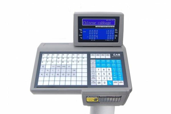 Waga etykietująca CAS CL5500D
