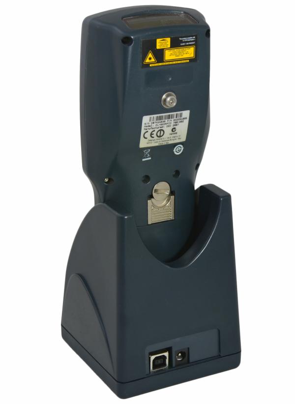 Kolektor Datalogic Skorpio 942251005 + stacja dokująca + zasilacz (używane)