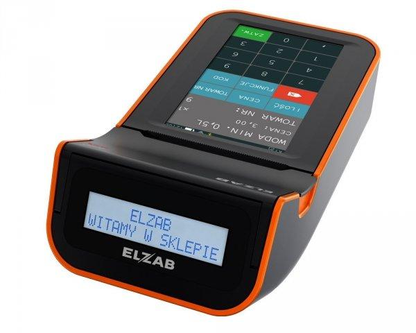 Kasa fiskalna ELZAB K10 ONLINE BT/ GPRS