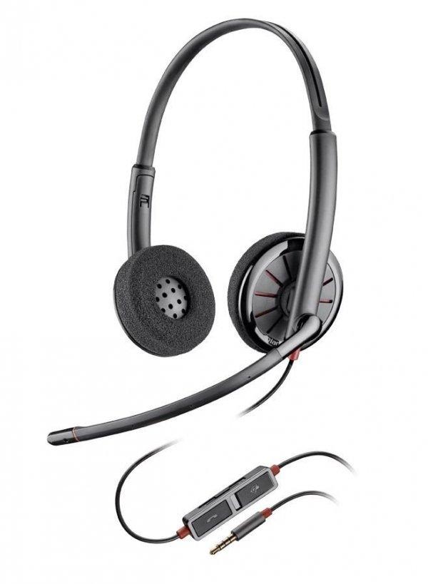 Słuchawki z mikrofonem Plantronics Blackwire 225