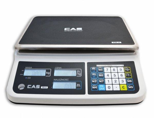Waga CAS PR-II (PR-2) 15B