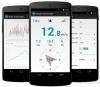 Navis Windy B/SD wiatromierz bezprzewodowy anemometr do smartfona z czujnikiem temperatury