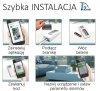 System zdalnego monitoringu Mobile Alerts MA10101 czujnik temperatury termometr smartfon