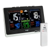 TFA 35.1129 SPRING stacja pogody bezprzewodowa z czujnikiem zewnętrznym kolorowy wyświetlacz