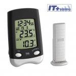 TFA 30.3016.01 WAVE termometr bezprzewodowy z czujnikiem zewnętrznym błyskawiczna transmisja
