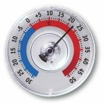 TFA 14.6009 TWATCHER termometr okienny na przyssawkę mechaniczny zewnętrzny