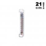 Viking 02267 termometr okienny cieczowy zewnętrzny przyklejany