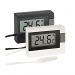 TFA 30.2018 termometr elektroniczny z zewnętrznym czujnikiem przewodowym