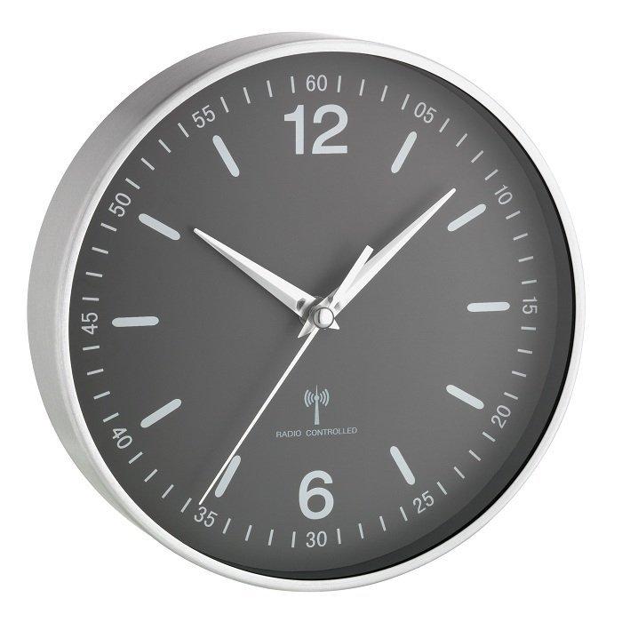 Zegar ścienny Tfa 603503 Wskazówkowy Sterowany Radiowo