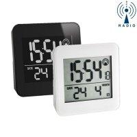 Budzik biurkowy TFA 60.2523 zegar elektroniczny sterowany radiowo