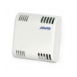 Termometr przemysłowy analogowy APAR AR555 czujnik temperatury wewnętrzny wyjście prądowe