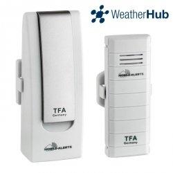 System pomiarowy internetowy WeatherHub TFA 31.4001 zestaw startowy do 50 czujników