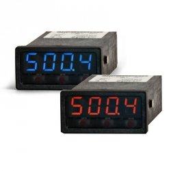 Miernik uniwersalny temperatury i sygnałów analogowych APAR AR500 wyświetlacz 10 mm tablicowy 48 x 24 mm wyjście analogowe