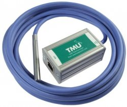 Termometr USB przemysłowy Papouch TMU czujnik temperatury uniwersalny
