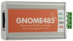 Konwerter, przetwornik Ethernet do RS485 Papouch GNOME485