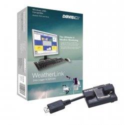 Davis 6510USB WeatherLink USB oprogramowanie z rejestratorem danych